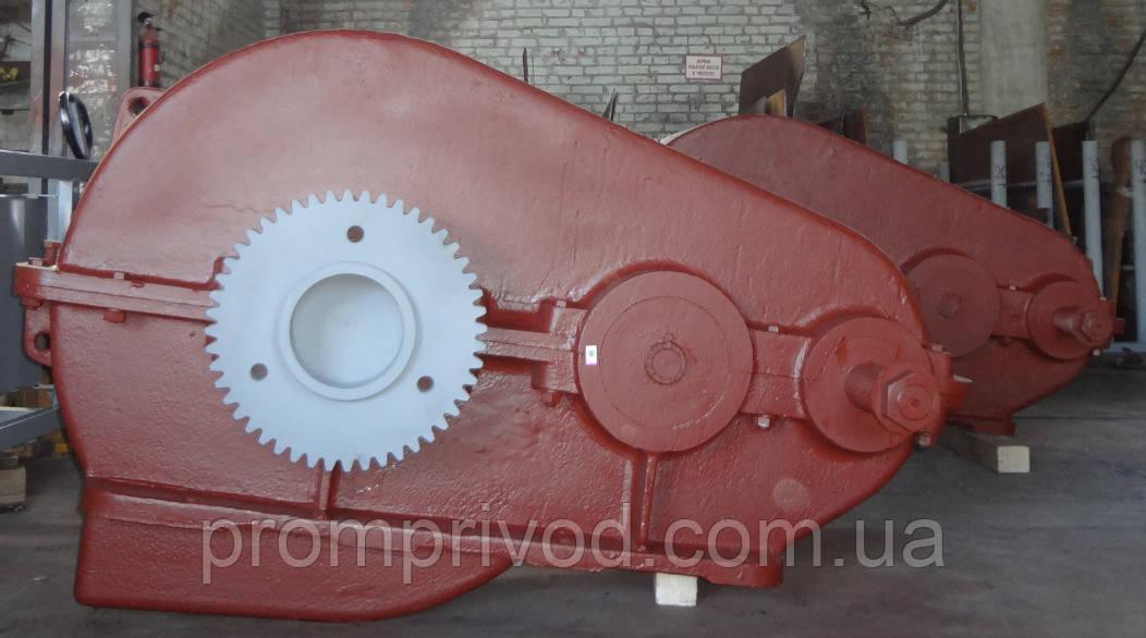 Крановый редуктор РК-600-20