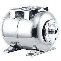 Гідроакумулятор для водопостачання 50 л нержавійка Cristal