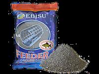Прикормка EBISU «КАРАСЬ» серии FEEDER