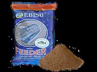 Прикормка EBISU «КАРП» серии FEEDER