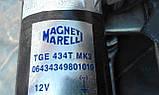 Механизм моторчик стеклоочистителя трапеция дворников Fiat Doblo TGE434T 064434349801010, фото 5