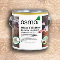 Масло-воск Osmo, белое 2,5 л.