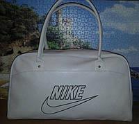 Женская сумка NIKE  турецкая эко кожа