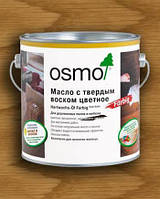 Масло-воск Osmo, мед 2,5л.