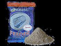 Прикормка EBISU «ПРОТЕИН» серии FEEDER
