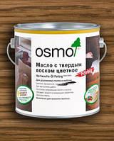 Масло-воск Osmo, терра 2,5 л.