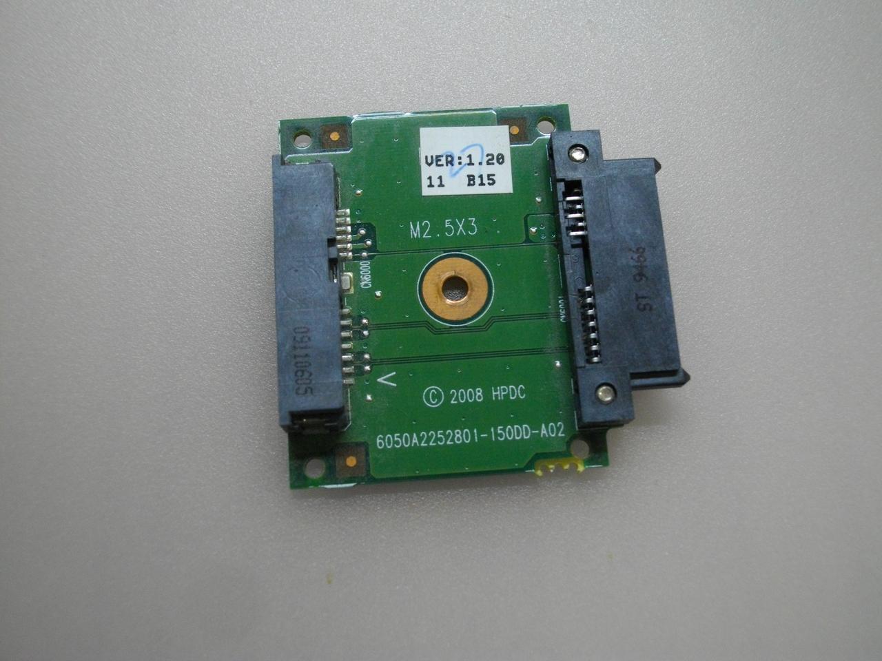 Плата переходник SATA для оптического привода HP Probook 4515s