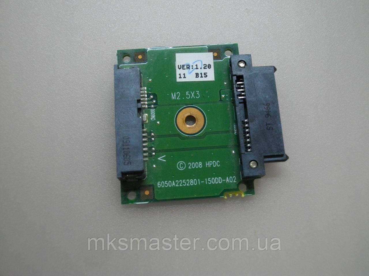 Плата  SATA для оптического привода Acer Aspire 5733
