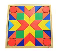 Конструктор goki деревянный tangram  hs221
