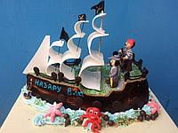 "Торт ""Пиратский корабль"", фото 1"