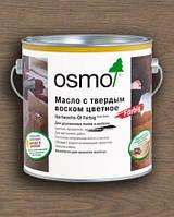 Масло-воск Osmo, графит 2,5 л.