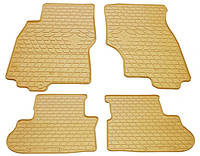 Резиновые коврики для Infiniti FX (S50) 2003-2008 (STINGRAY)