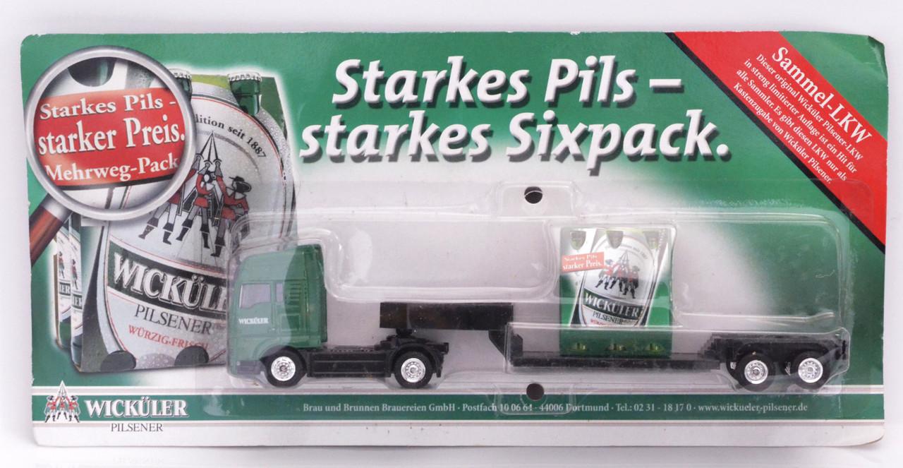 Модель грузовика коллекционная, Wickuler, Германия