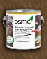 Масло-воск Osmo, черный 2,5 л.