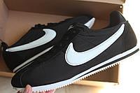 Кроссовки Nike Air Cortez черные женские