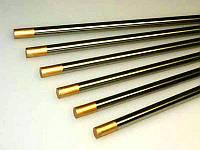 Вольфрамовый электрод WL 15 для аргону AC/DC 4.0