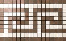 Marvel Greca Mosaico Bronze/Champagne 18.5x30