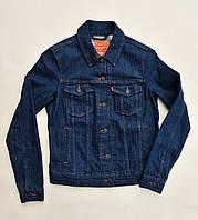 Женская джинсовая куртка Levi's® (S) Classic Stretch Trucker Jacket