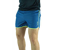 Шорты мужские LOTTO SHORT DARKO (S6785) BLUE PACIFIC/YELLOW NEON