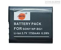 Аккумулятор для фотоаппарата Sony NP-BG1, 1750 mAh.