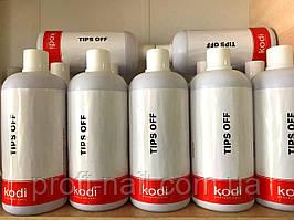 Tips Off Жидкость для снятия гель лака/акрила 500 мл.