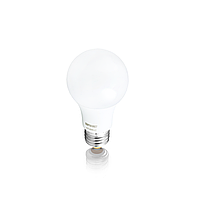 Лампа светодиодная Евросвет А60 7W 4200K E27 170-240V