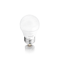 Лампа светодиодная Евросвет G45 5W 4200K E27 230V