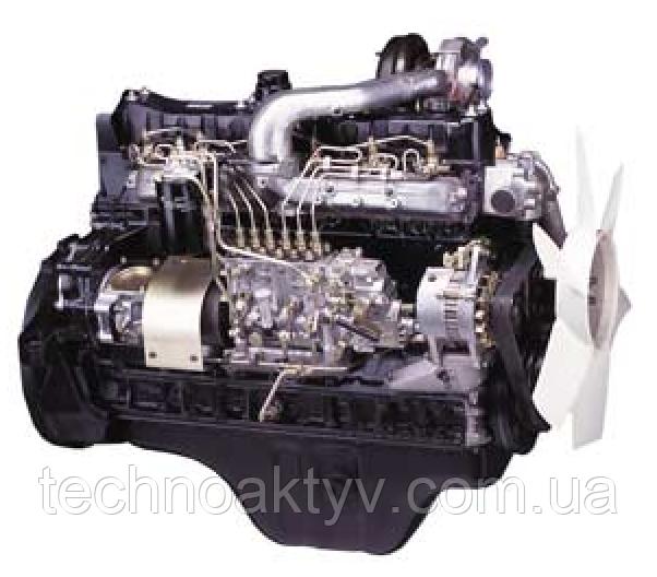 Модельный ряд двигателей ISUZU
