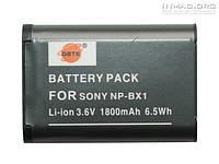 Аккумулятор для фотоаппарата Sony NP-BX1, 1800 mAh.