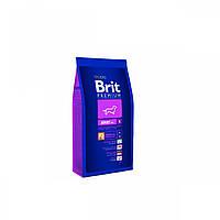 Brit Premium (Брит Премиум) ADULT S 1кг - корм для взрослых собак (от 1года до 7лет) мелких пород (1-10кг)