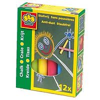 Набор цветных мелков - МАЛЫШ 0201S