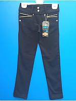 Черные брюки-лосины от 2 до 6ти лет