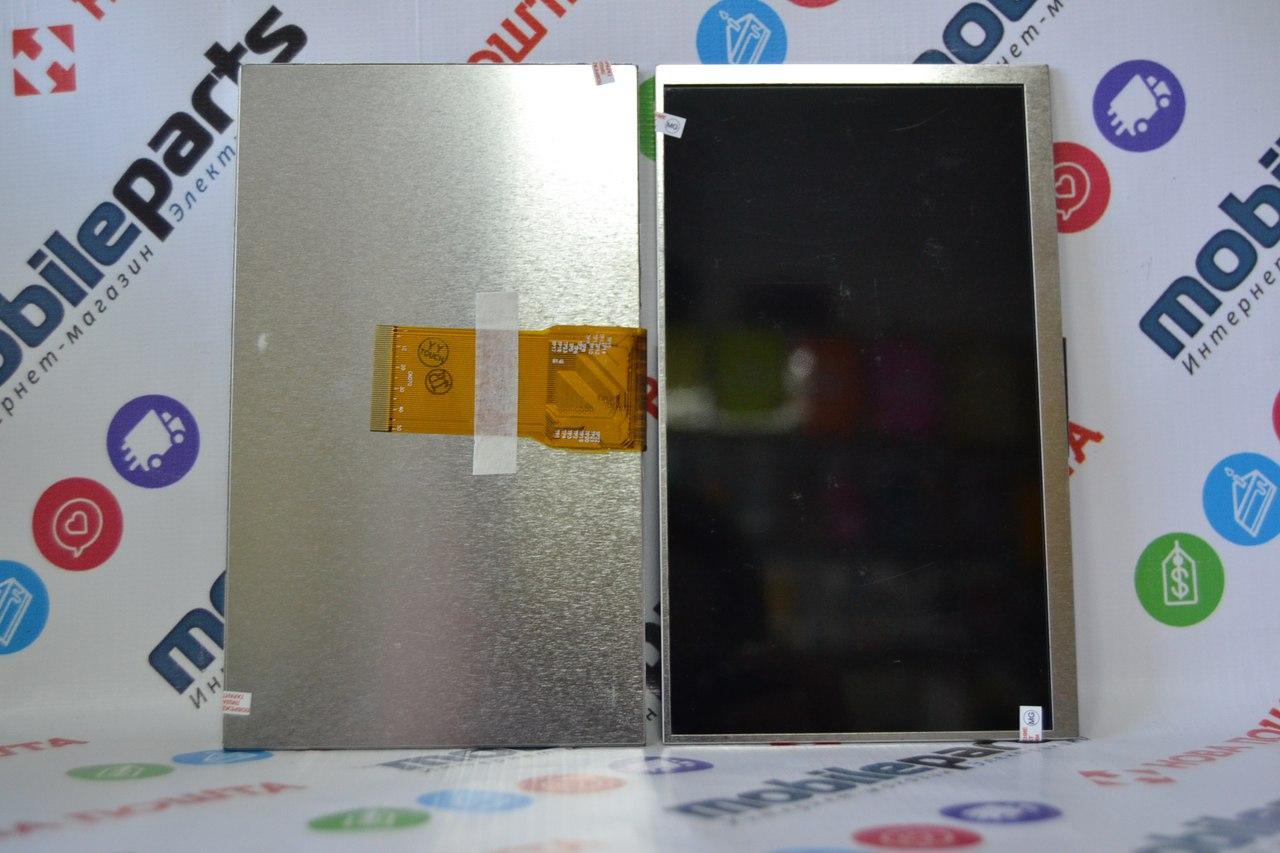 """Оригинальный Дисплей LCD (Экран) к планшету 7"""" Digma iDsD7 50 pin 164*97мм (1024*600)"""