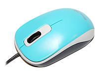 Мышь Genius DX-110 Blue, Optical, USB, 1000 dpi