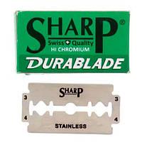 Sharp Double Edge Razor Blades Двусторонние лезвия 10 шт
