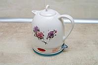 Керамический электро чайник Wimpex  WX152