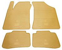 Резиновые коврики для KIA Cerato I (LD) 2003-2008 (STINGRAY)