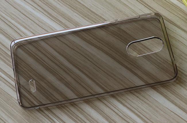 Оригинальный силиконовый чехол Leagoo M5 Plus