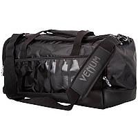 Сумка Venum Sparring Sport Bag Black (V-02826-BK), фото 1