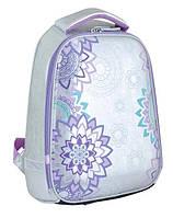 Рюкзак каркасный H-24 Lace, 38*27*12см Shelby Glamour 553548