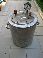 Автоклав промышленный (Николаев) на 40л/80п банок