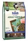 BOSCH  ADULT MENUE - Полнорационный корм для взрослых собак, смесь мясных и овощных гранул 15 кг