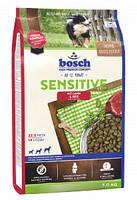 BOSCH SENSITIVE - Полнорационный корм для собак, склонных к аллергии 3 кг