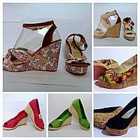 Сток женской обуви - Германия и Италия