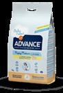 Advance (Эдванс) Dog Medium Puppy - корм для щенков средних пород (с курицей и рисом) 3 кг