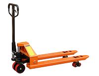 Ручная гидравлическая тележка для перемещения паллет АС50Р1150 , г/п 5000 кг, вилы 1150/550