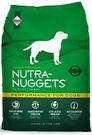 Nutra Nuggets Performance (Нутра Нагетс) зеленая - корм для собак 3 кг