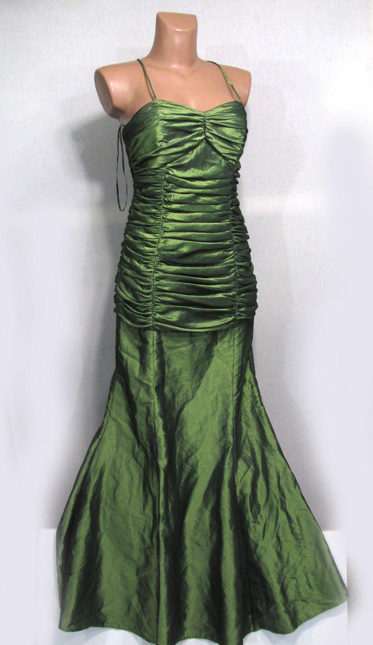 Платье ATTIRE Couture, 10 (S, 38), Зеленое, Как Новое!