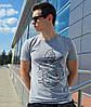 Хлопковая футболка Spartacus от бренда ТУР