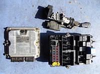 Блок управления двигателем комплект ( ЭБУ )JeepGrand Cherokee 2.7crd1999-2004Bosch 0281011094, P56044418AB